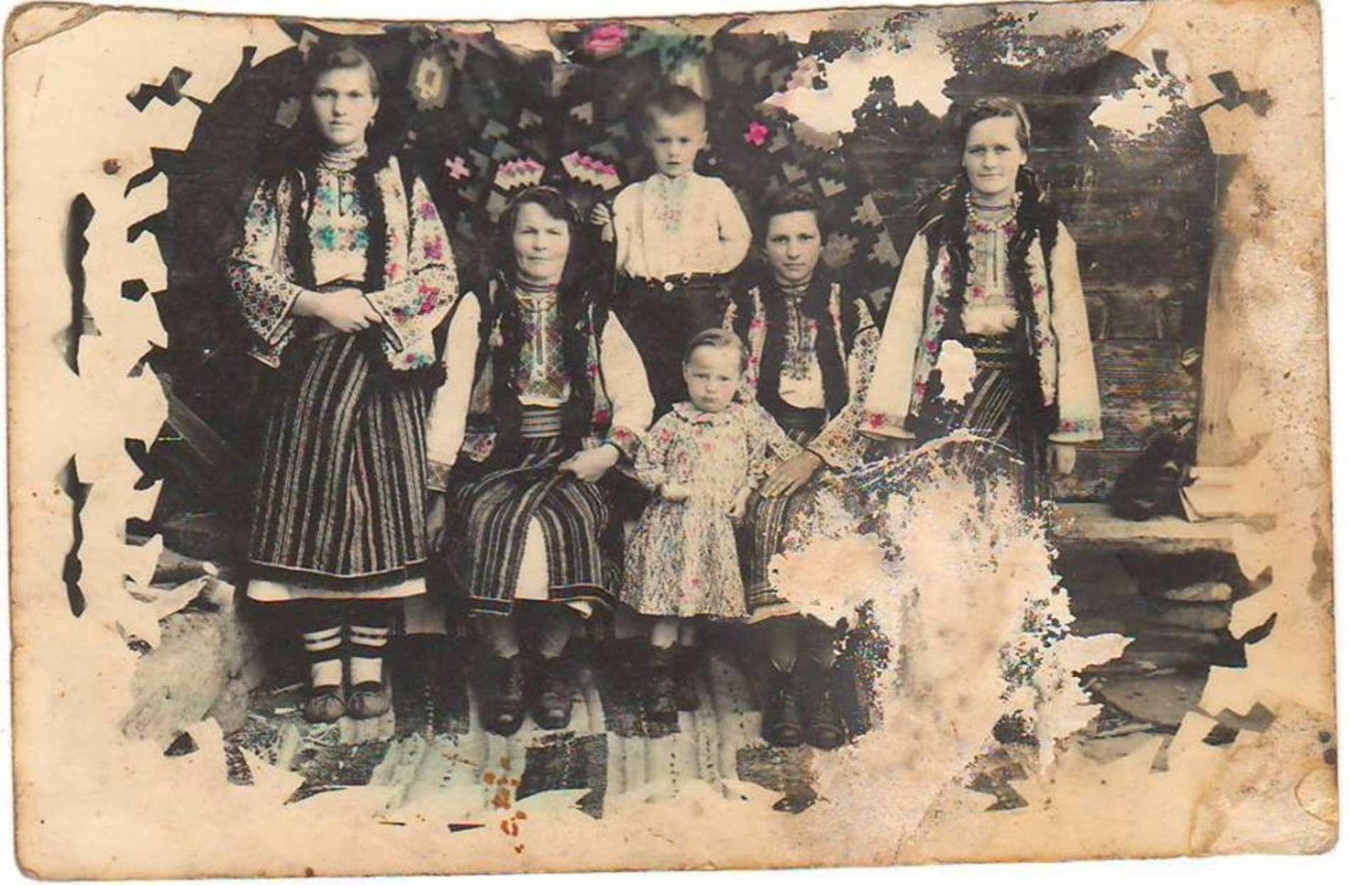 Як виглядали буковинські гуцули першої половини XX століття