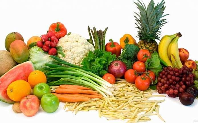 Що означає спектр кольорів овочів і фруктів для вашого здоров'я