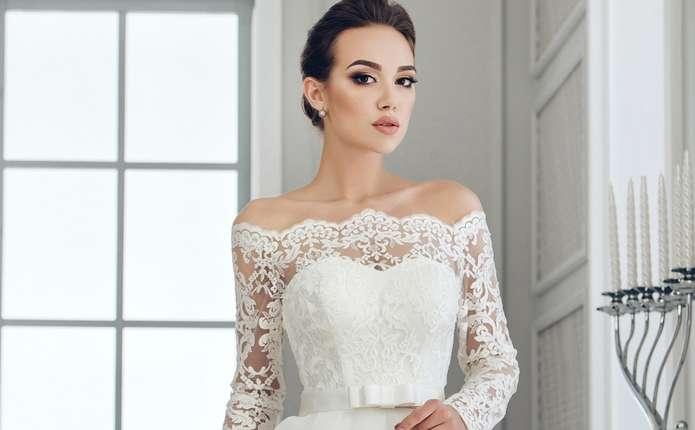 Шовкова весільна сукня: наряд, гідний королеви краси