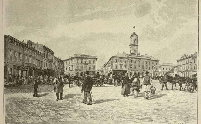 Чернівці кінця XIX - початку ХХ століть