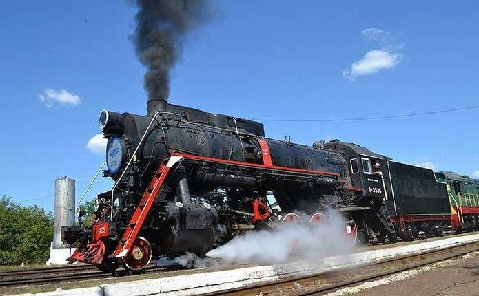 На вокзал у Новоселиці приїхав потяг з минулого