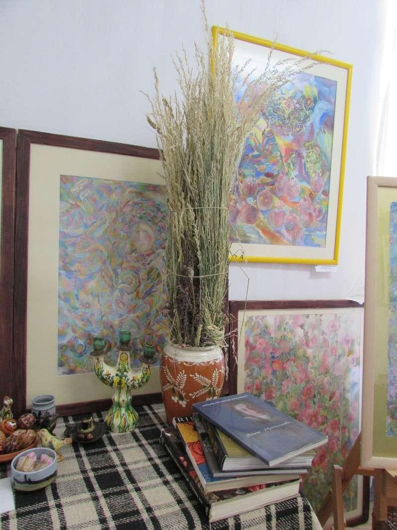 Чернівецька художниця: Увесь час треба рухатися і вчитися у природи