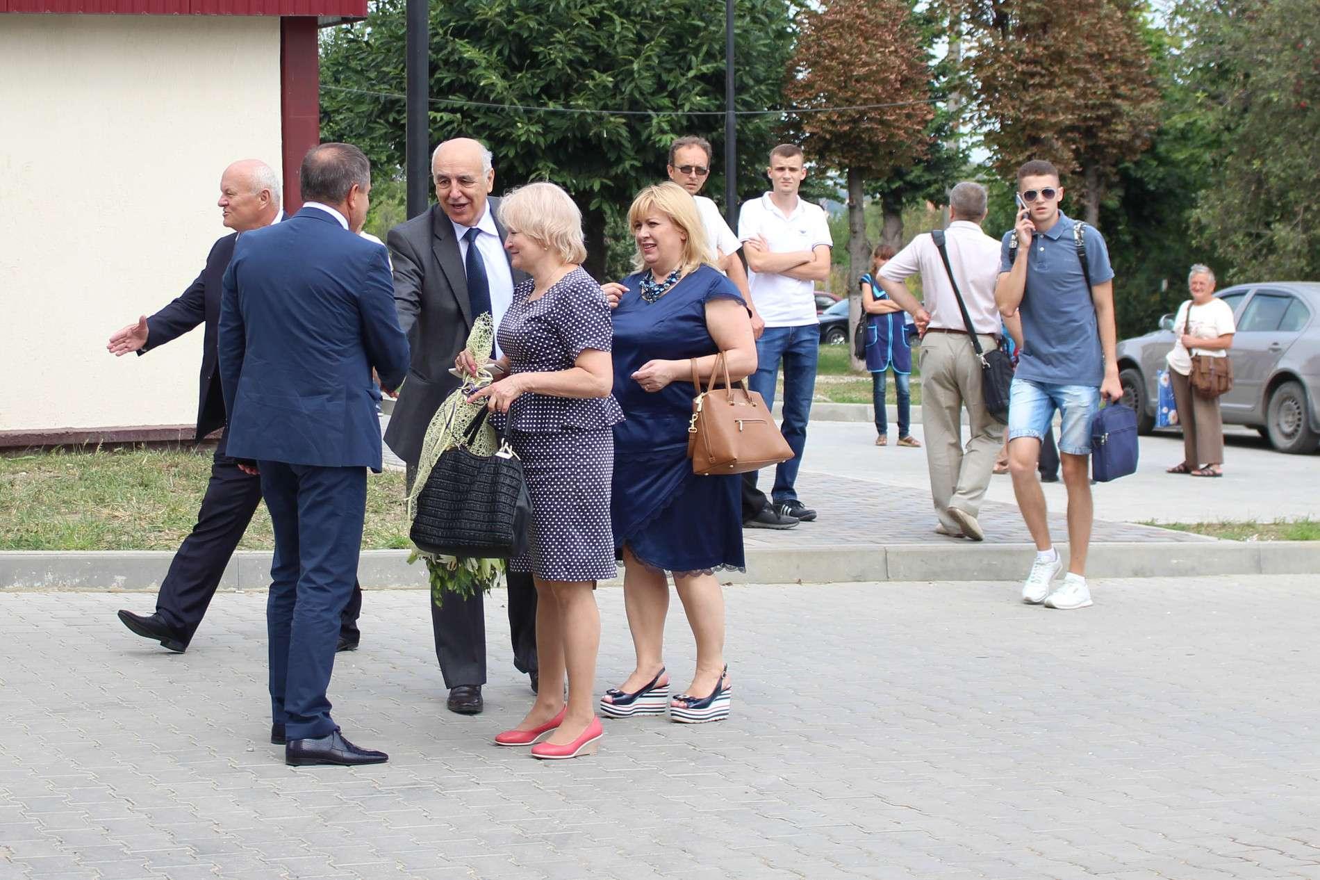 Міністр освіти у Чернівцях офіційно відкрила VIII корпус ЧНУ