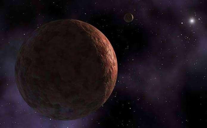 Американські вчені відкрили найдальше небесне тіло Сонячної системи
