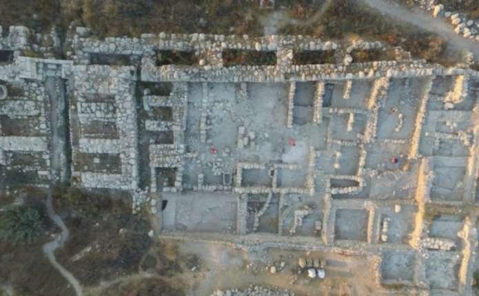 В ізраїльському місті знайшли палац епохи царя Соломона
