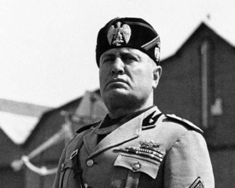 Під обеліском в Римі виявлено послання майбутнім поколінням від Беніто Муссоліні