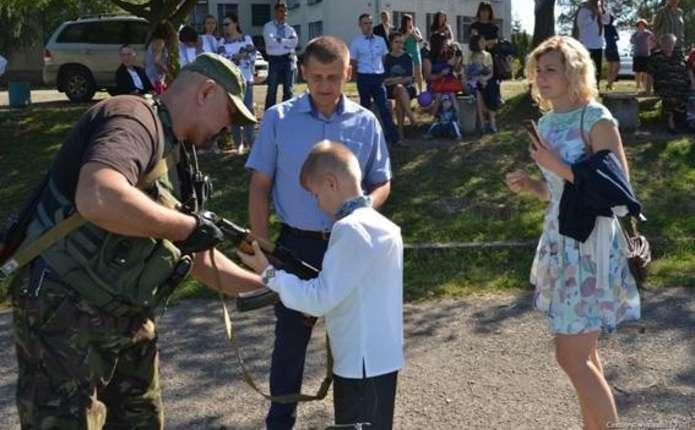 На Заході України запрацювала школа з поліцейським ухилом