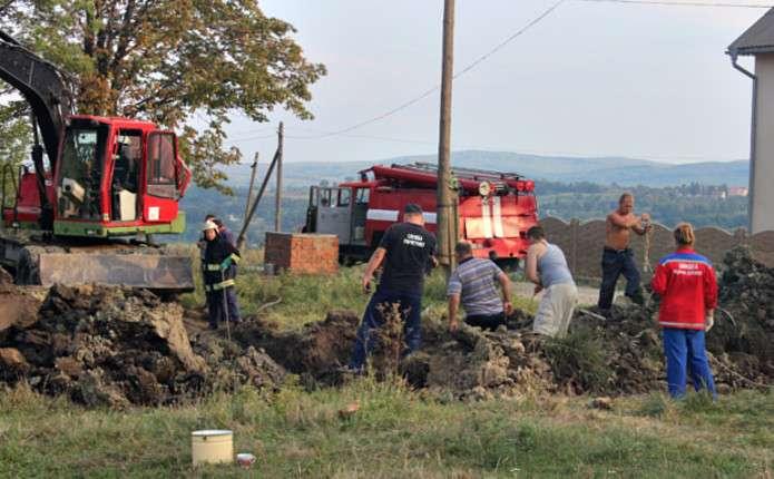У Чернівецькій області під час копання криниці загинув чоловік