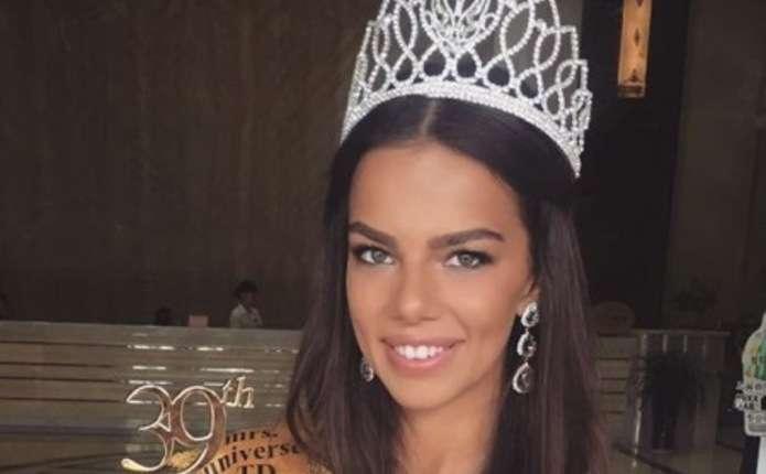 Українка принесла перемогу Австрії на конкурсі Місіс Всесвіт-2016