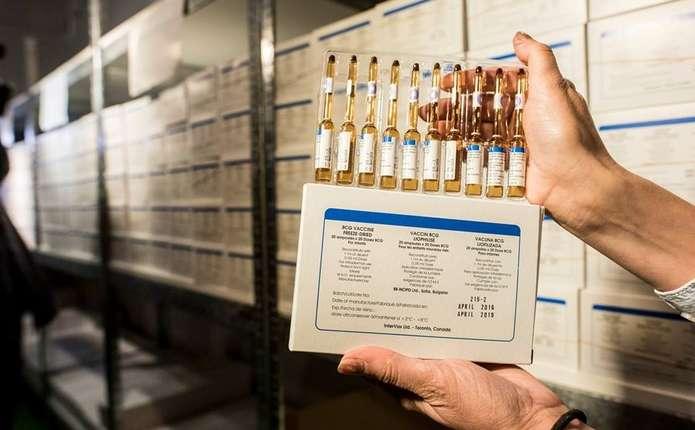 До кінця тижня Чернівецька область отримає вакцини від туберкульозу