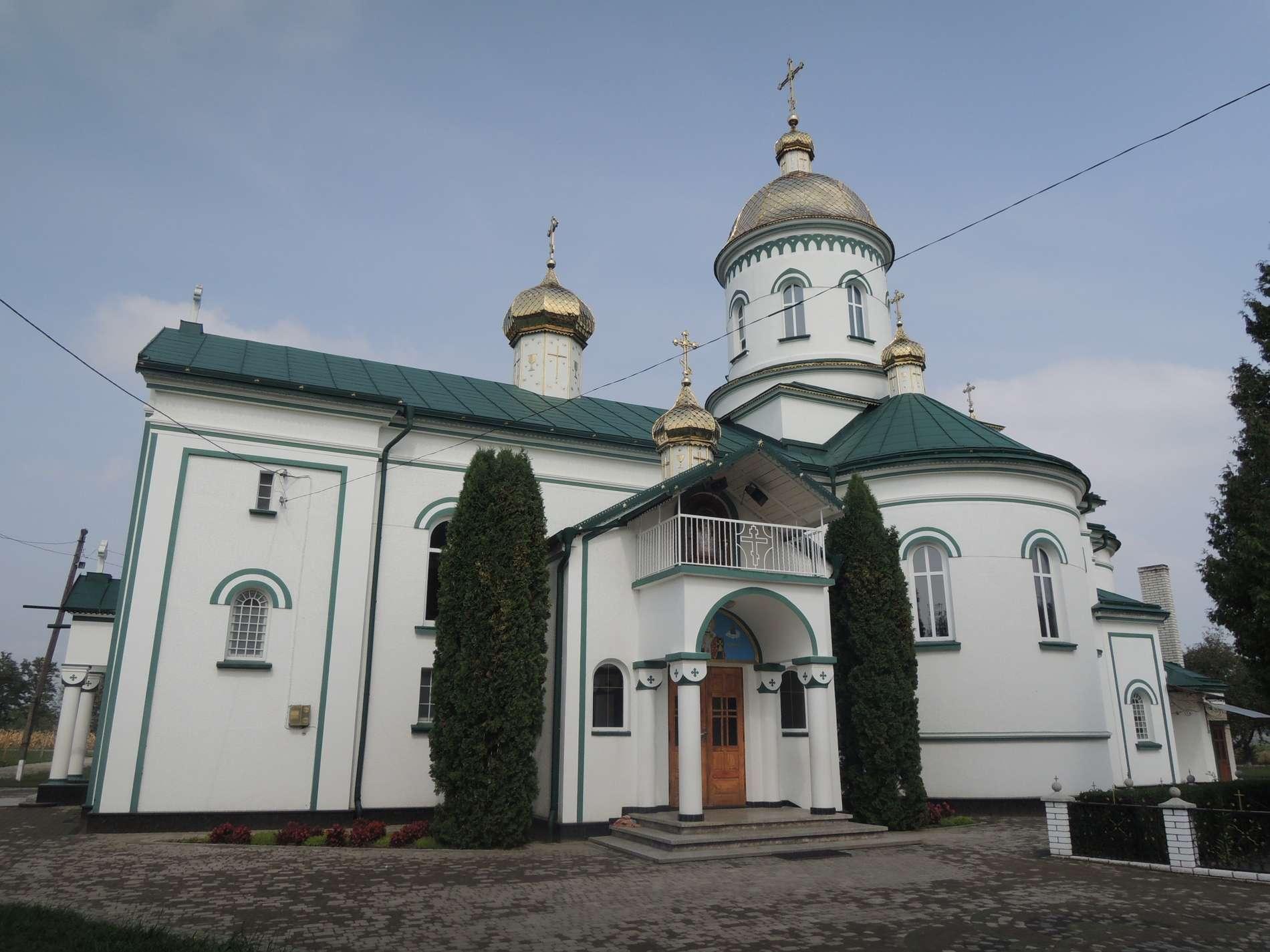 Церкву у Коритному Вижницького району збудували ще на початку ХХ століття
