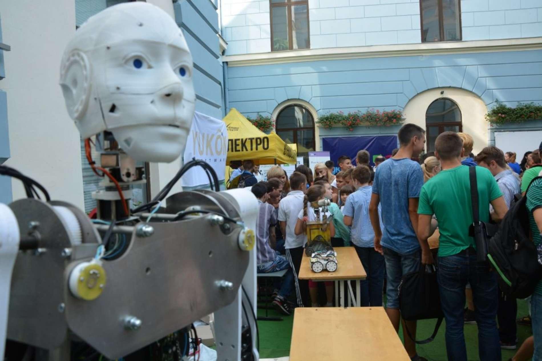 Як проходив фестиваль інформаційних технологій у Чернівцях