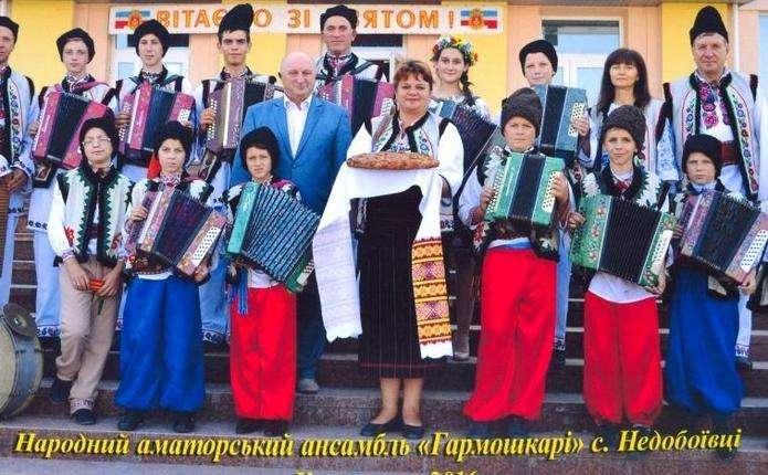 Народний аматорський ансамбль з Буковини переміг на всеукраїнському фестивалі