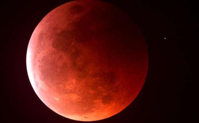 Як пережити криваве місячне затемнення 16 вересня