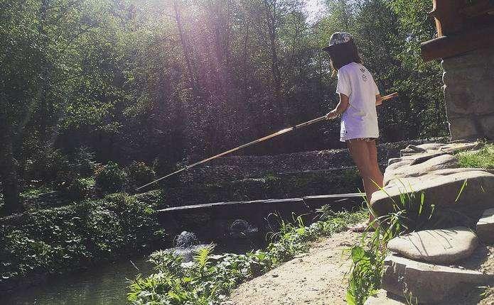 Марічка Яремчук насолоджується відпочинком в Карпатах