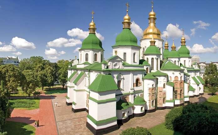 Церемонію відкриття Євробачення планують провести у храмі часів Київської Русі