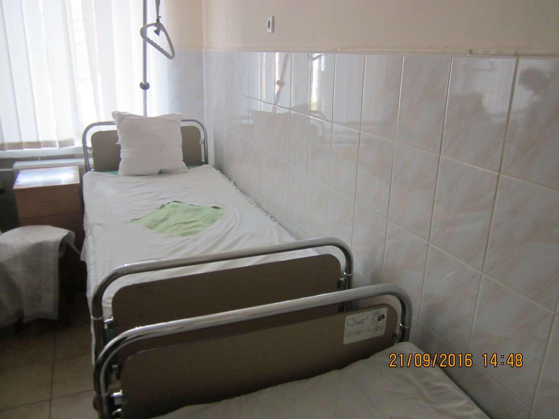 У Хотинській лікарні встановили обладнання з Німеччини