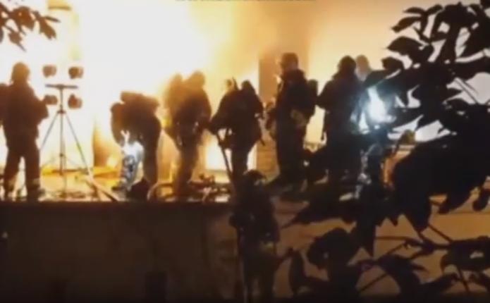 Велика пожежа в Москві: загинули семеро людей