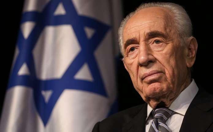 Помер колишній президент Ізраїлю і лауреат Нобелівської премії миру