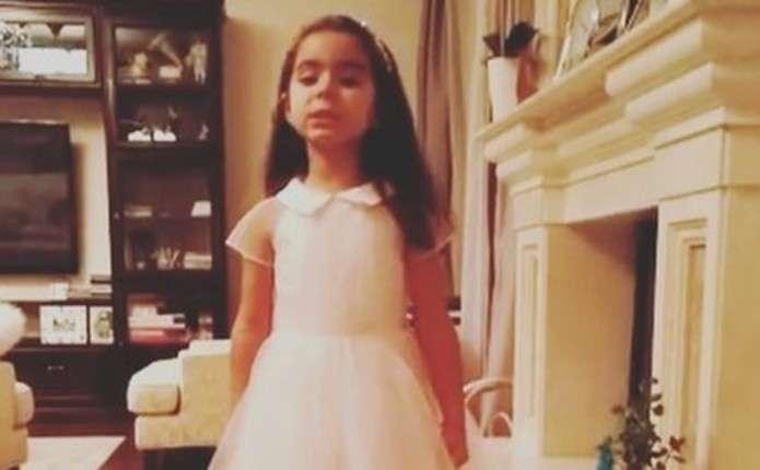 Донька привітала Ані Лорак з днем народження піснею
