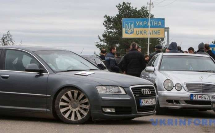 Через обшуки українсько-молдавський кордон закритий