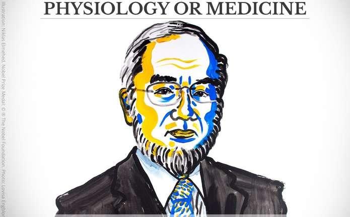 Біолог з Японії отримав Нобелівську премію