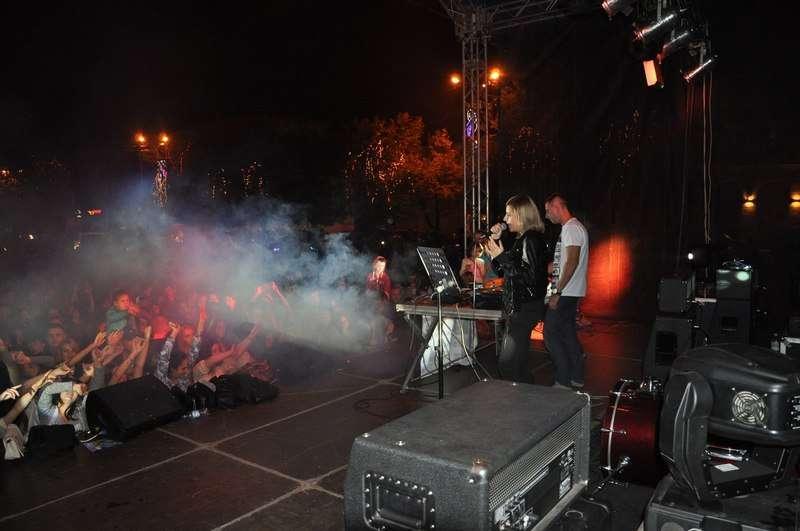 На День міста чернівчан об'єднали електронні ритми