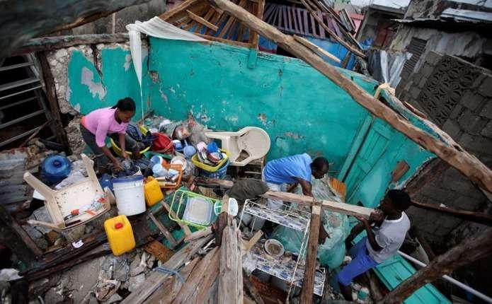 Кількість жертв урагану Метью на Гаїті перевищила 800 осіб
