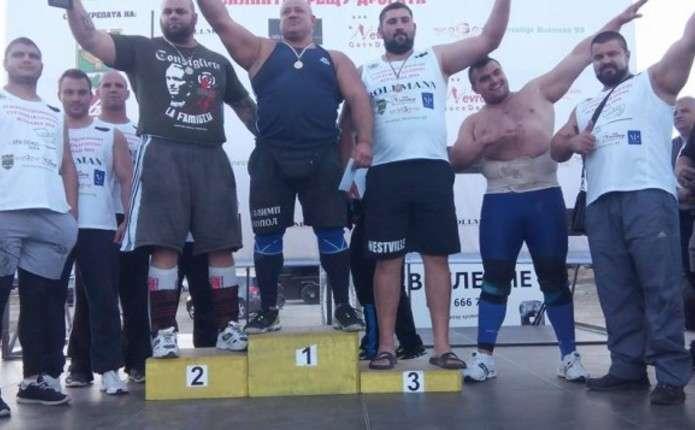 Чернівецький спортсмен став переможцем на Кубку світу із силового екстріму