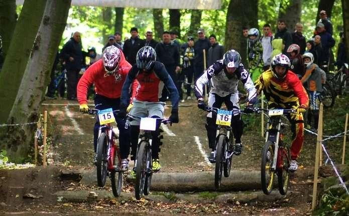 Чемпіонат України з велосипедного спорту та крос-кантрі відбувся у Чернівцях