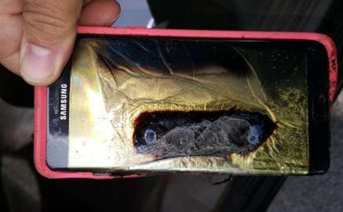 Samsung зупиняє продажі та відкликає усі Galaxy Note 7 через вибухи