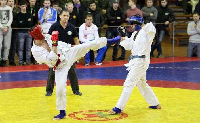 Чернівчани привезли 4 медалі з чемпіонату Європи з рукопашного бою