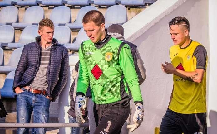 Кращим гравцем ФК Буковина у матчі з Миколаєвом став воротар Ігор Філіпенко