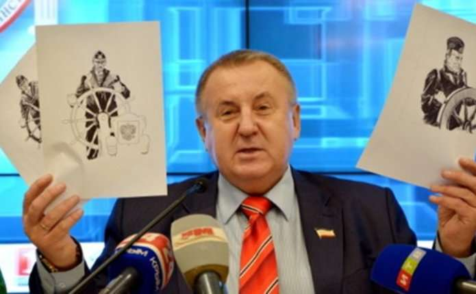 У Криму хочуть встановити пам'ятник Путіну