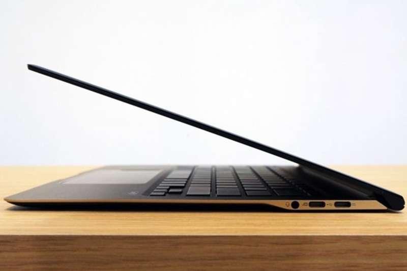 Стартував продаж найтоншого у світі ноутбука