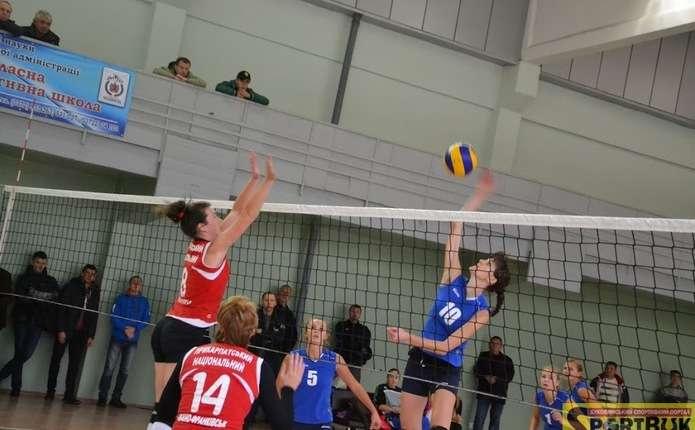 Дві чернівецькі команди стали призерами міжобласного турніру з волейболу