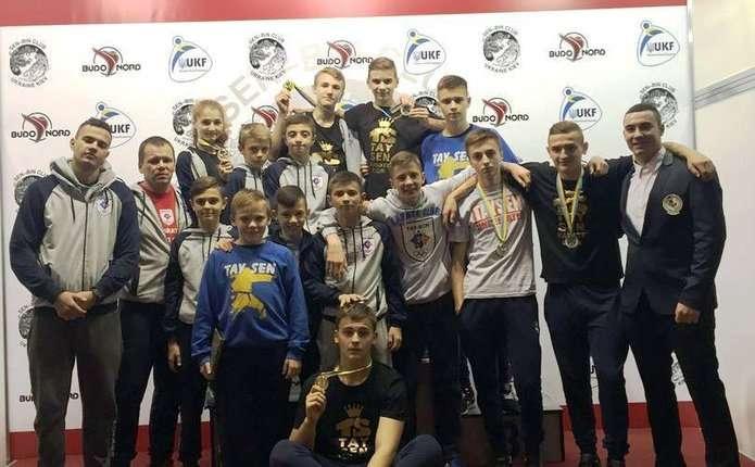 Каратисти з Чернівців перемогли на міжнародному турнірі