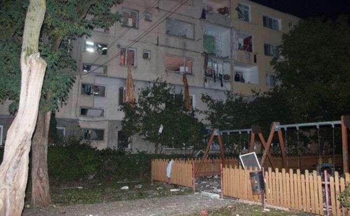 У Румунії стався потужний вибух у житловому будинку: є постраждалі