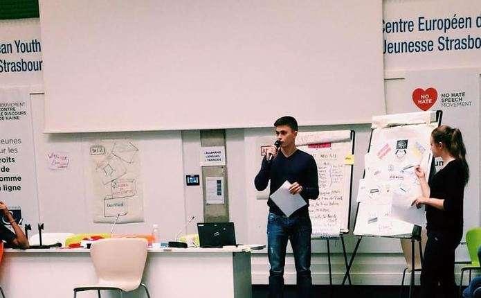 Студент ЧНУстав учасником програми від Ради Європи