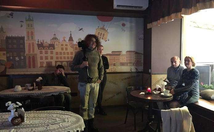 У Чернівцях розпочалися зйомки кліпу за мотивами Лісової пісні