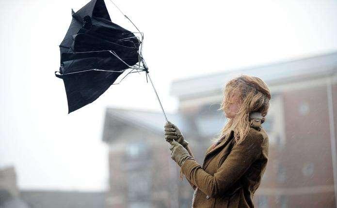 Буковинців попереджають про сильний вітер