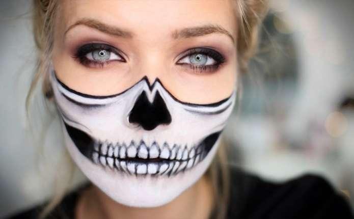 Який макіяж зробити на Хелловін-вечірку
