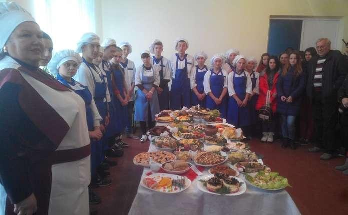 У Сокирянському ВПУ відзначили Міжнародний день кухаря