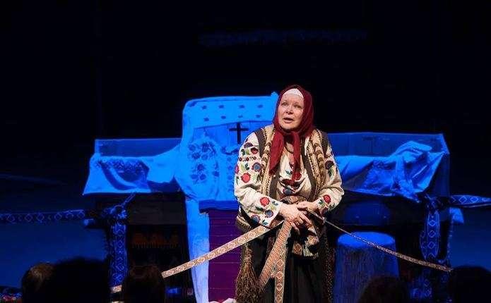 Актриса, яка зіграла у моновиставі за повістю Марії Матіос, здобула Гран-прі фестивалю у Литві