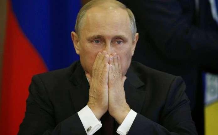 Рейтинг Путіна досяг максимуму за 2016 рік