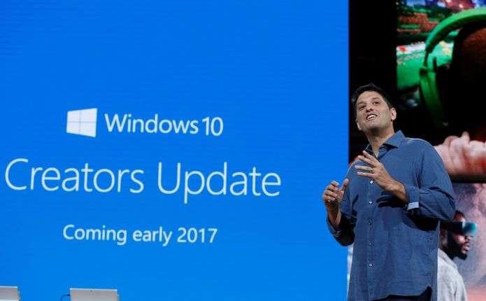 Microsoft представила оновлення Windows 10