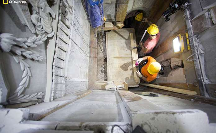 Археологи розкрили могилу Ісуса