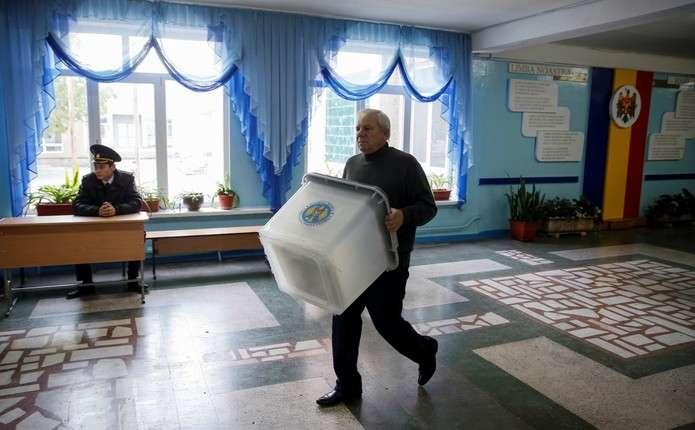 У Молдові обирають президента