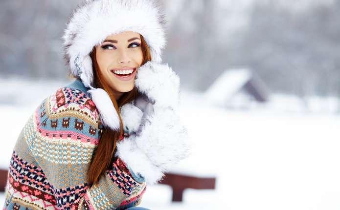 Шапки, шарфи та рукавички врятують від негоди