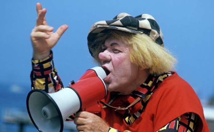 У Німеччині помер великий клоун Олег Попов